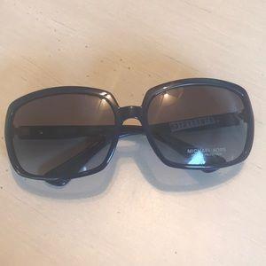 Blue Michael Kors Sunglasses